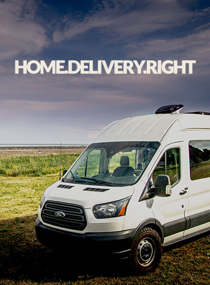 Introducing Home.Delivery.Right