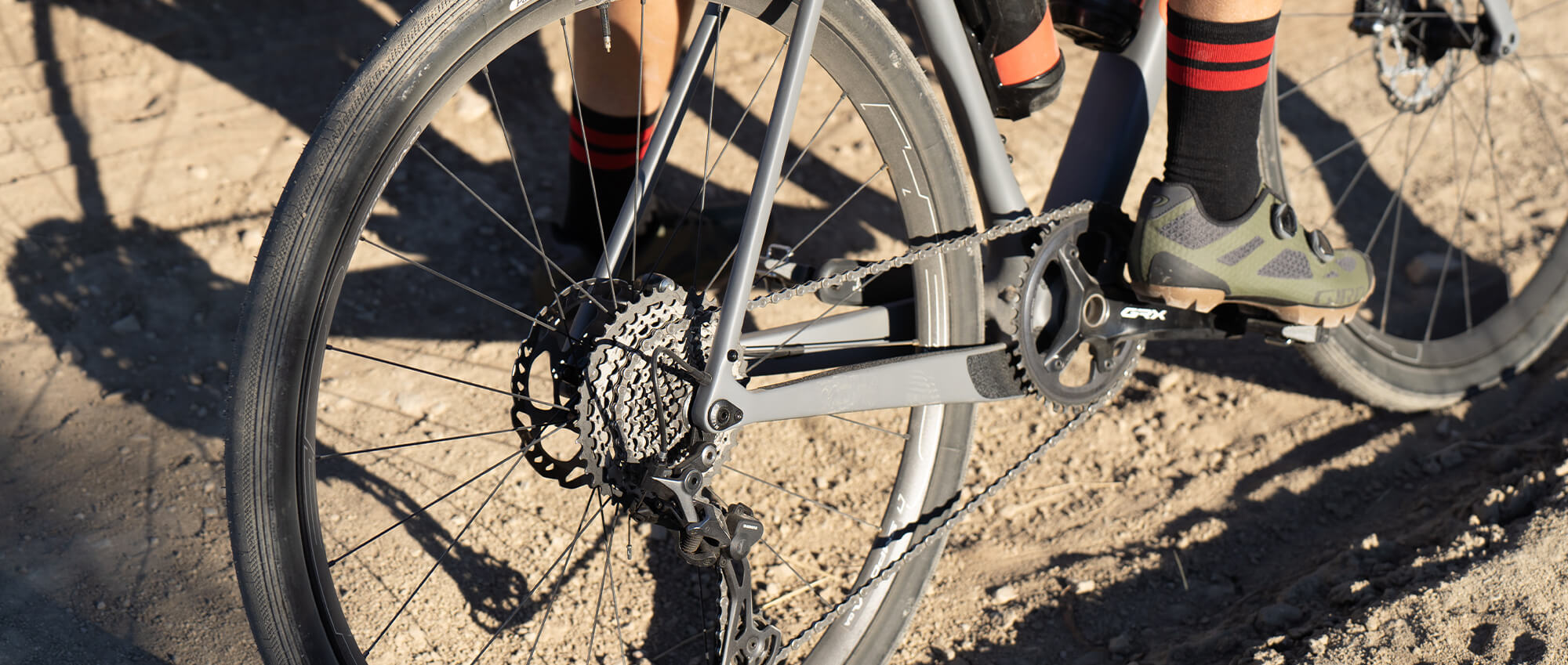 Obed Boundary with 1X Drivetrain