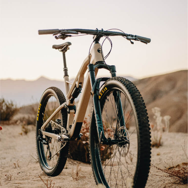 Obed Seclud Mountain Bike