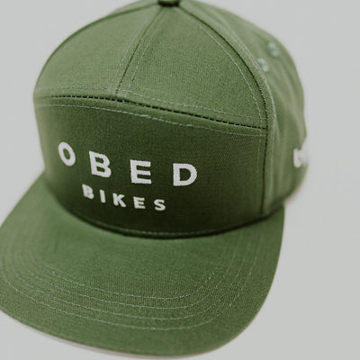 Obed 7 Panel Hat