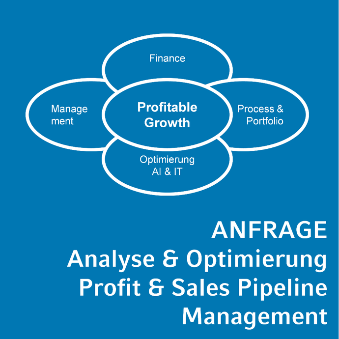 ANFRAGE: Analyse & Optimierung des Profit & Sales Pipeline Management (A&O PSPLM)