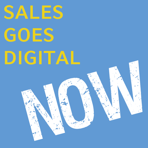 WORKSHOP SALES GOES DIGITAL. NOW derzeit als ONLINE-TRAINING