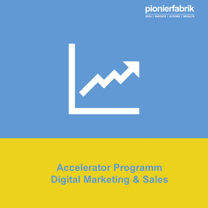 ANFRAGE: Accelerator Programm Digital Marketing & Sales