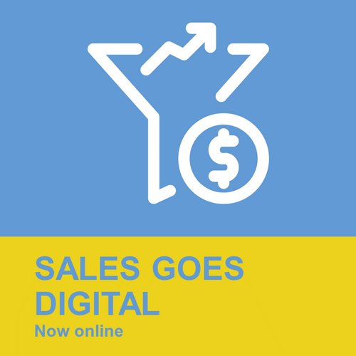 3. ONLINE-EVENT | SALES GOES DIGITAL. NOW