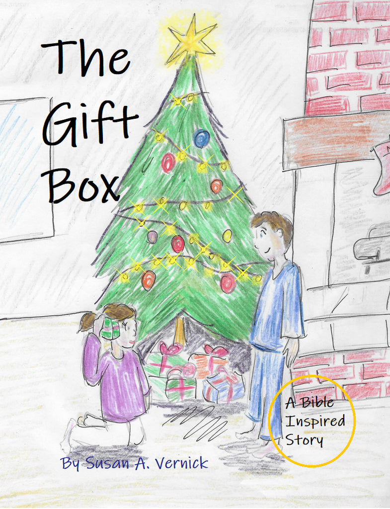 A Gift For Christmas Story.The Gift Box A Story About The True Gift Of Christmas