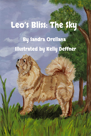 Leo's Bliss: The Sky - Sandra Orellana