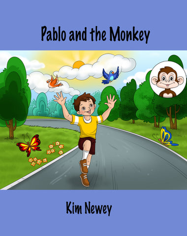 Pablo and the Monkey