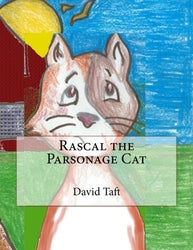 Rascal the Parsonage Cat - David Taft