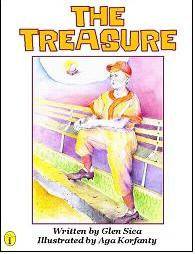The Treasure - Glen Sica/ Illustrated by Aga Korfanty