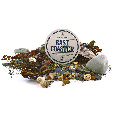 East Coaster Six Pack Drink Coasters