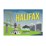 Halifax Nova Scotia Postcard