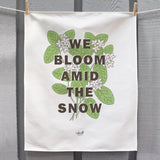 Nova Scotia Mayflower Tea Towel