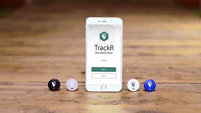 TrackR Pixel: A Uniquely Customised Corporate Gifts