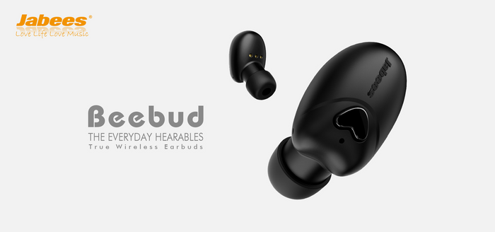 Jabees Beebud - The Unparalleled Wireless Earbuds and Unique Corporate Gift