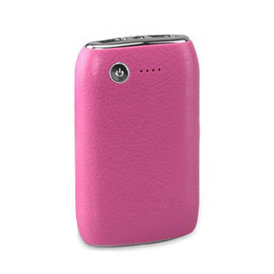 Faux Leather Cased Powerbank