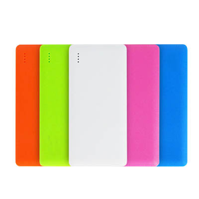 6600 mAh Slim & Portable Power Charger