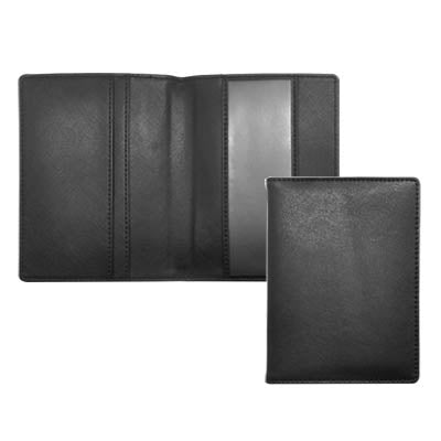 Lineare Leather Passport Holder