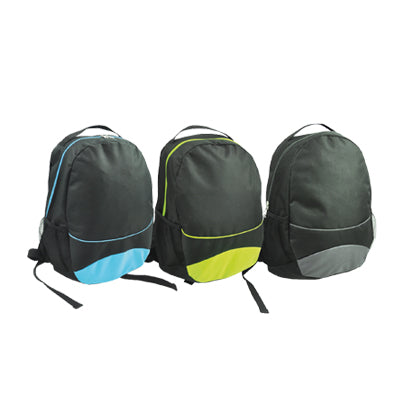 600D Simple Backpack