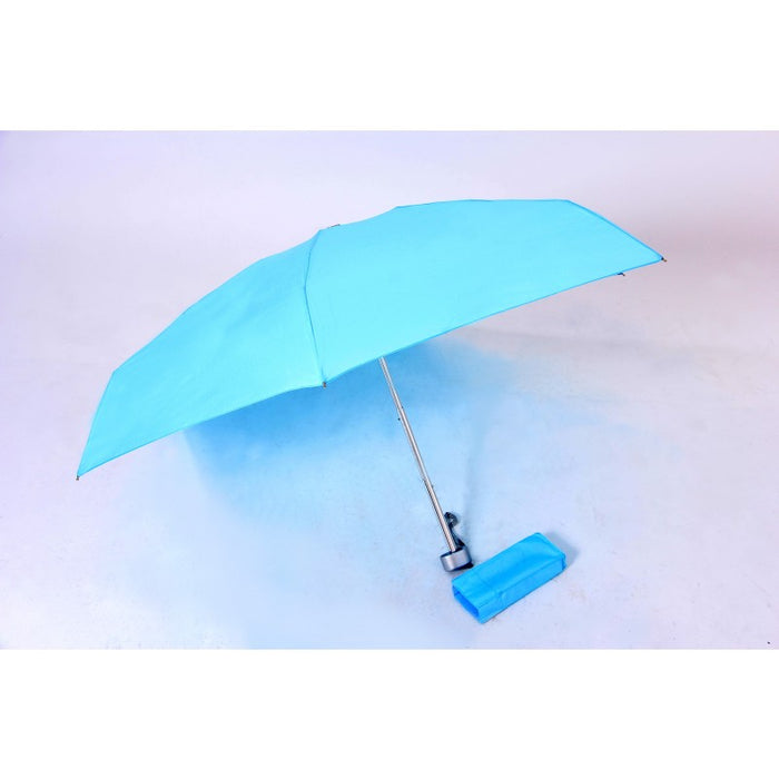 Mini 5 fold Non UV coated umbrella