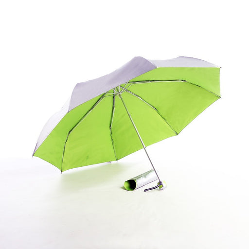 UV Coated exterior foldable umbrella