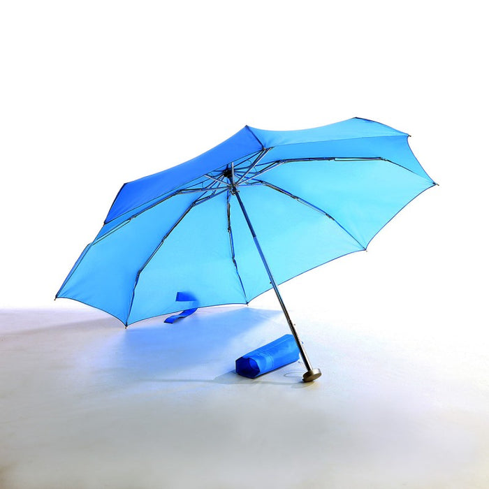 Foldable umbrella, Non UV coated.