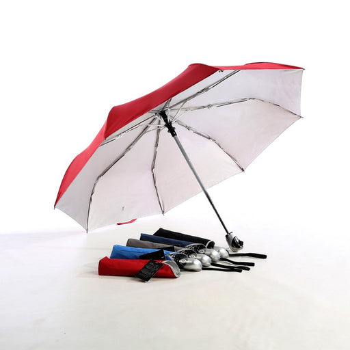 Auto open & Close, 3 Fold Uv Coated umbrella