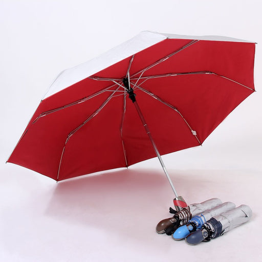 Foldable umbrella auto open & close