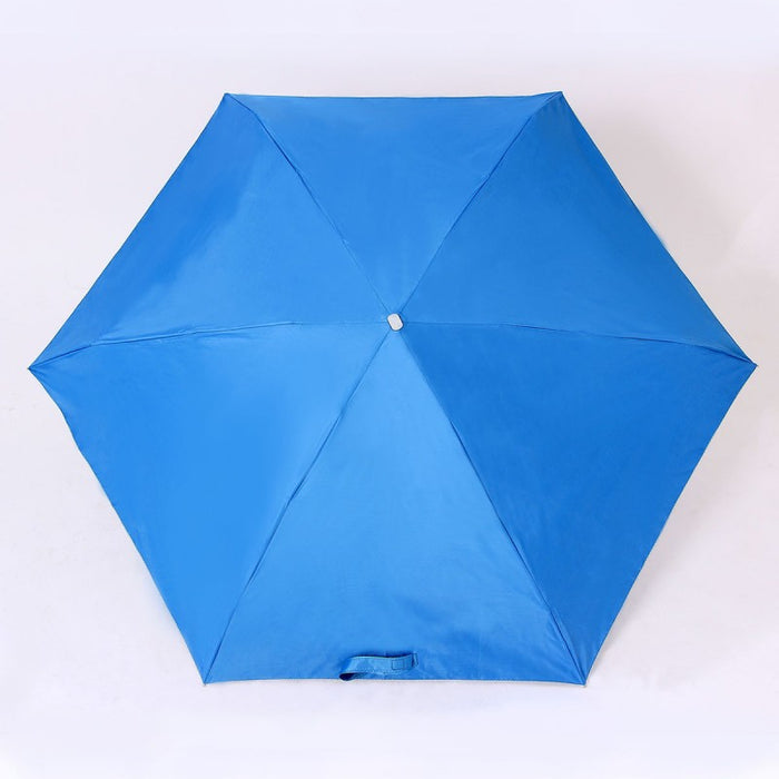 Foldbale umbrella with EVA case