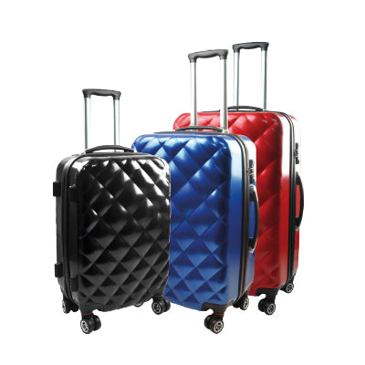 ABS/PC luggage Trolley Bag