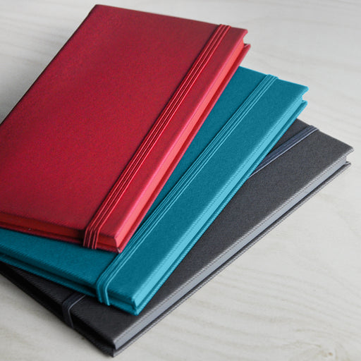 A6 Hard cover Notebook