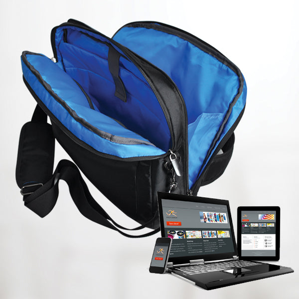 3-in-1 Laptop Bag