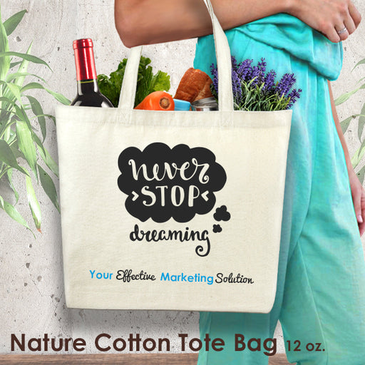 Nature Cotton Tote Bag