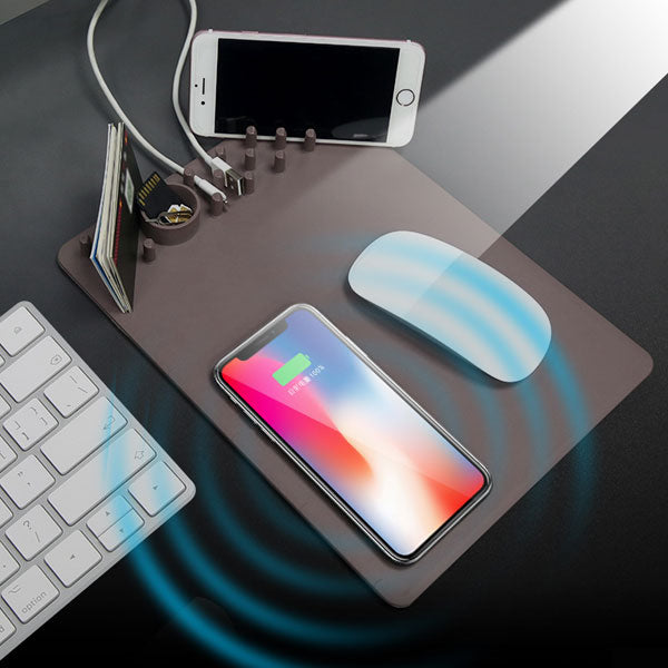 Wireless Charging Mousepad
