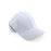 Cool Max Cap with Silver Buckle (White)