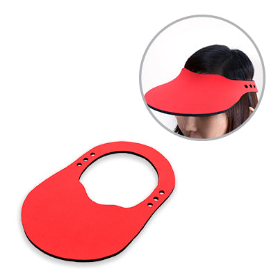 Vasytu Neoprene Reverse Cap (Red With Black)