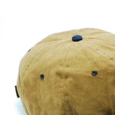 Joywarm Cotton Cap (Brown With Black)