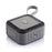 Swiss Peak Outdoor Bluetooth Speaker (Black with Grey)
