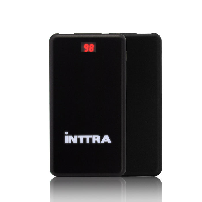 4000mAh with 2 USB Port and Digital Display