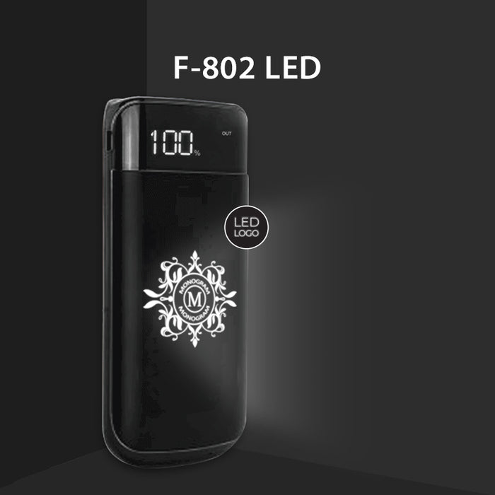 10000mAh | LED LOGO | Digital Display