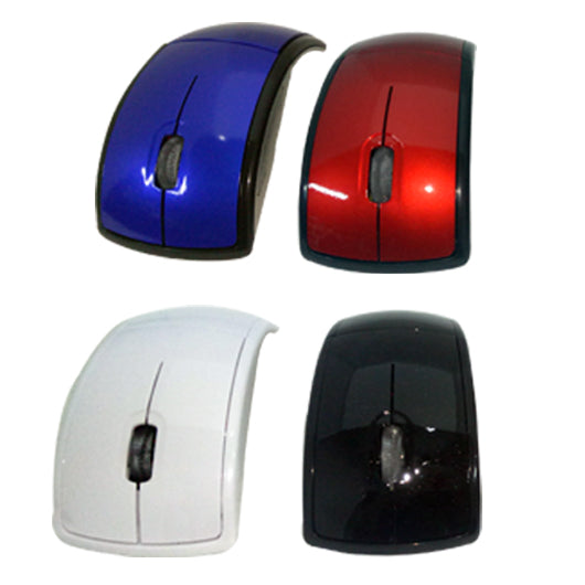 2.4G Foldable wireless mouse