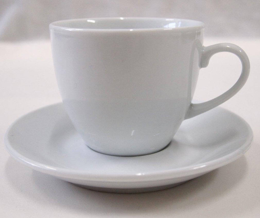 250ml Coffee Cup & Saucer
