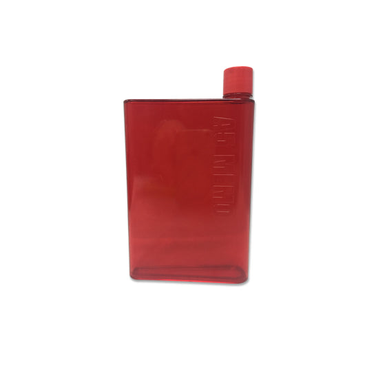 440ml Rectangular PC Bottle (BPA-free)