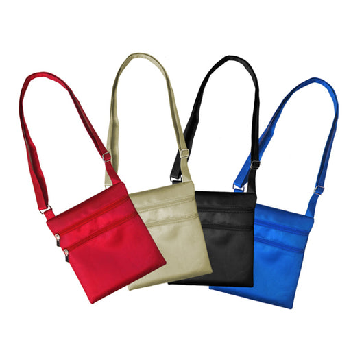 2-compartments Sling Pouch