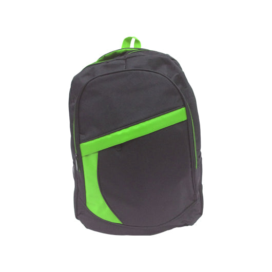 600D Backpack with 3 compartments