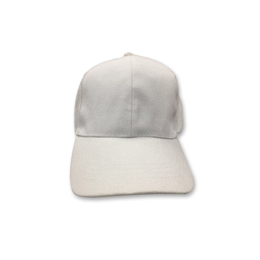 6-Panel Cotton Baseball Cap with velcro