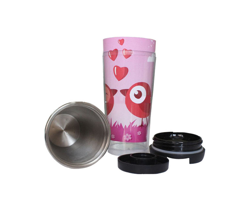 500ml Stainless Steel Paper Insert Tumbler