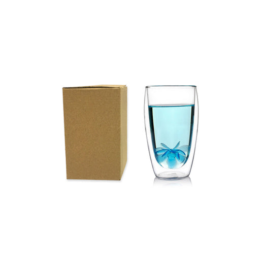 470ml Double-Wall Glass