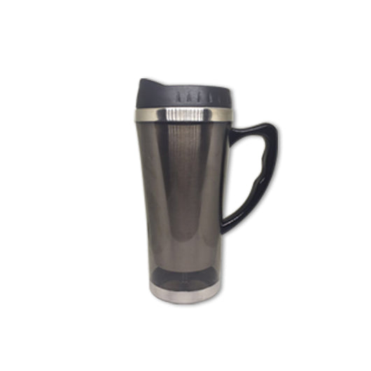 450ml Stainless Steel Tumbler with Handle