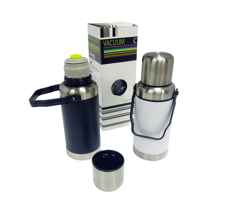 360ml Thermos Flask with handle
