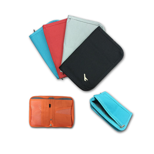 600D Nylon Travel Wallet